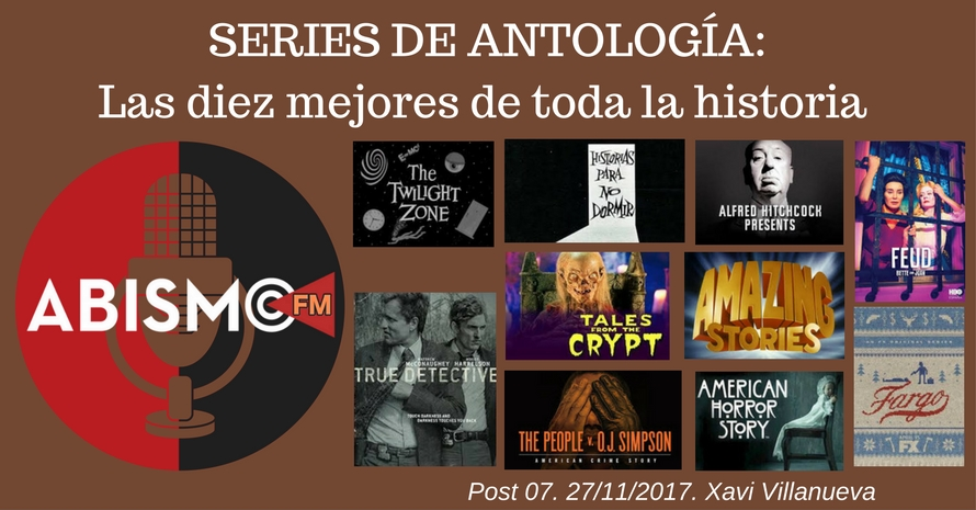 Series de antología: Las diez mejores de toda la historia