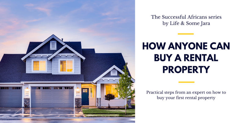 How anyone can buy a rental property