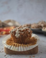 Apple Pie Streusel Muffins