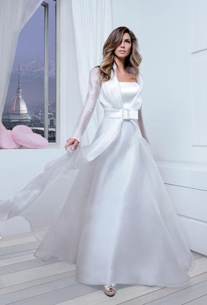 Melissa Satta Per Nicole Spose 2 Abiti Sposa