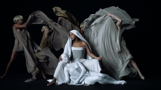 Beyonce Mine Video