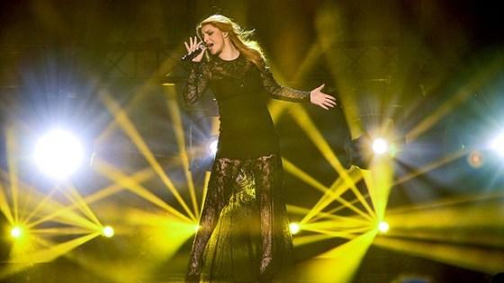 Helena Paparizou Melodifestivalen Survivor
