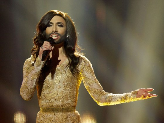 Conchita Wurst Eurovision final