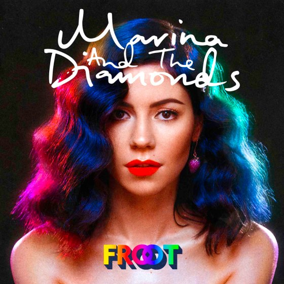 Marina and the Diamonds Froot cover