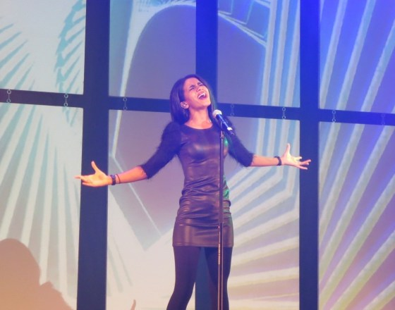 Aminata Eurovision in Concert
