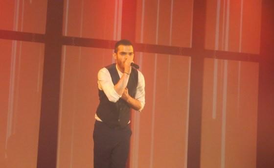 Elnur Huseynov Eurovision in Concert