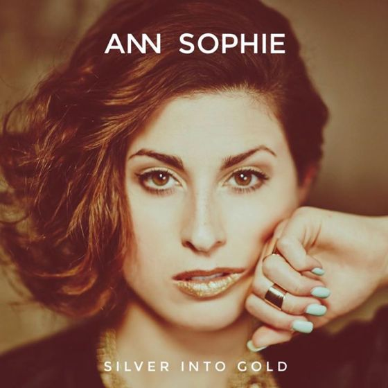 Ann Sophie Silver Into Gold cover