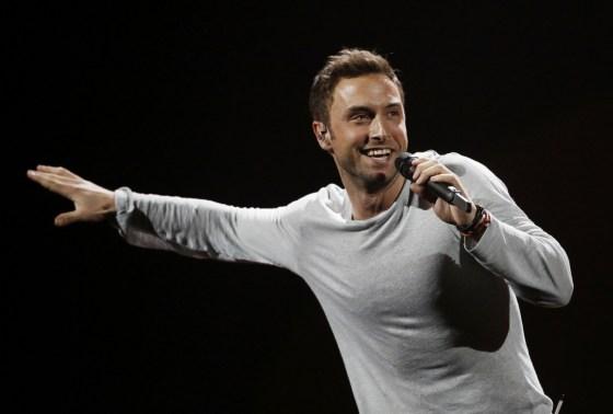 Mans Zelmerlow winner Eurovision