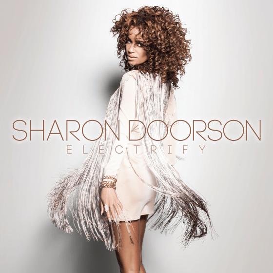 Sharon Doorson Electrify cover