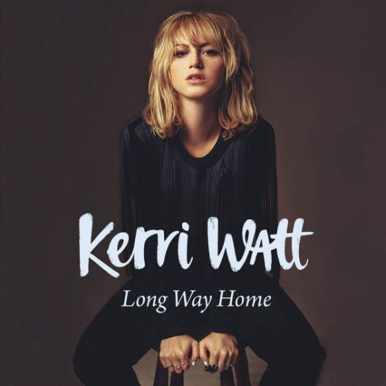 Kerri Watt Long Way Home cover