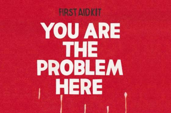 first aid kit you are the problem here