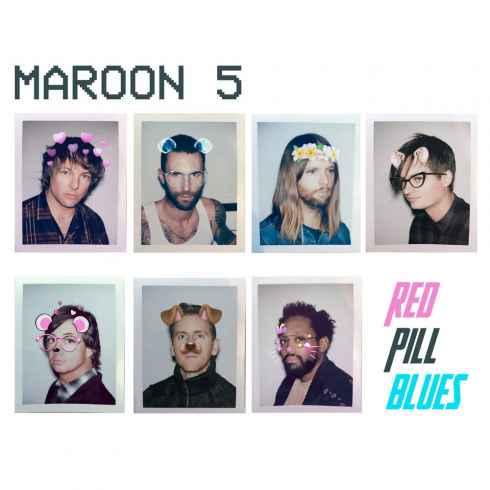 maroon 5 red pill blues