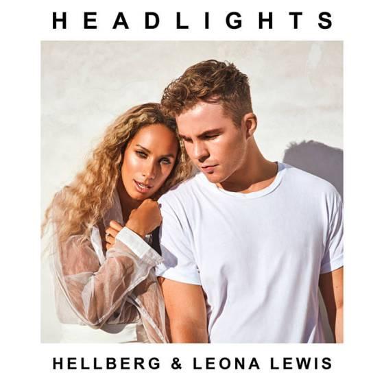 leona lewis headlights hellberg