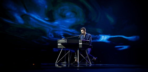 duncan laurence second semi final