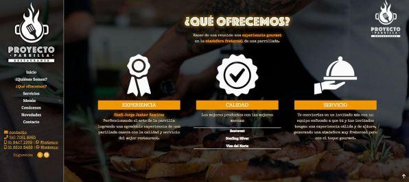 Portafolio Abixwebsites Proyecto Parrilla 1