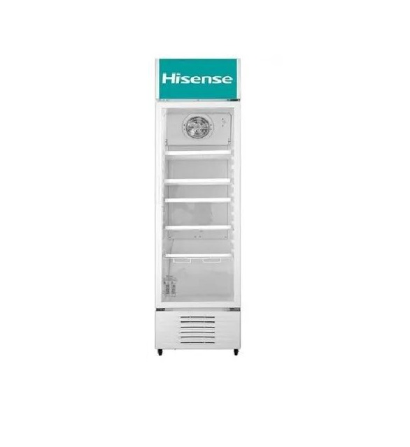 Hisense 382L Showcase Refrigerator – 50FC