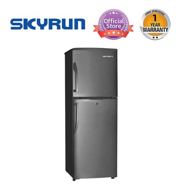 Skyrun 145 Litres Double Door Top Mount Fridge BCD-145