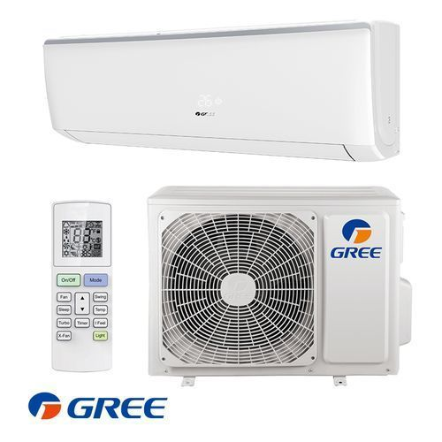Gree 1.5HP Split Air Conditioner + Installation Kits