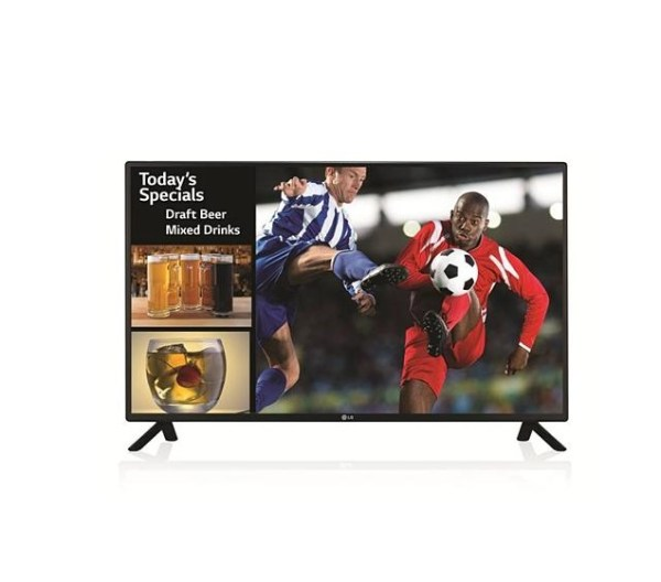 LG 55 Inches Television Built In Digital Signage