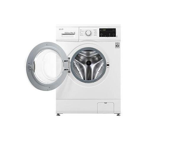 LG 7.5kg Front Load Washing Machine.