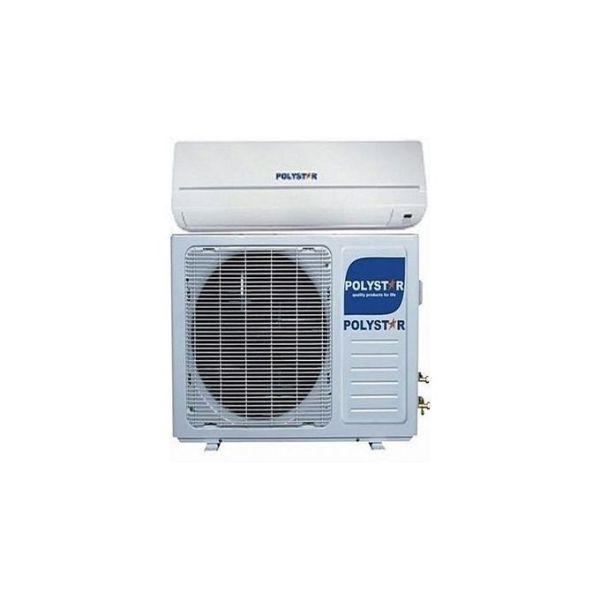 Polystar 1.5HP Split Unit Air Conditioner +  Kit
