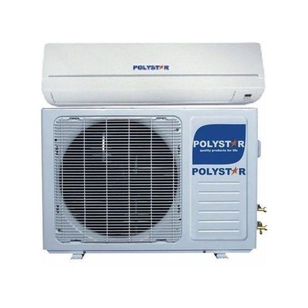 Polystar 1Hp Split Air Conditioner + Kit