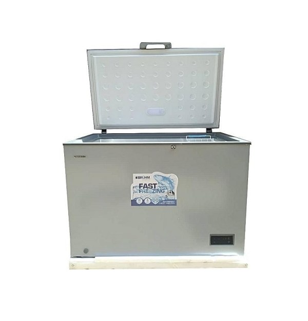 Bruhm 300L Single Door Chest Freezer Fast Freezing