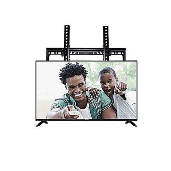Bruhm 32 Inches HD LED Television + Wall Bracket 2020 Model