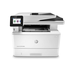 HP LaserJet Pro MFP M428dw Wireless Multifunction Printer, White