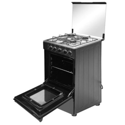 Midea 50 X 55 4 Burner Gas Cooker With Oven And Grill