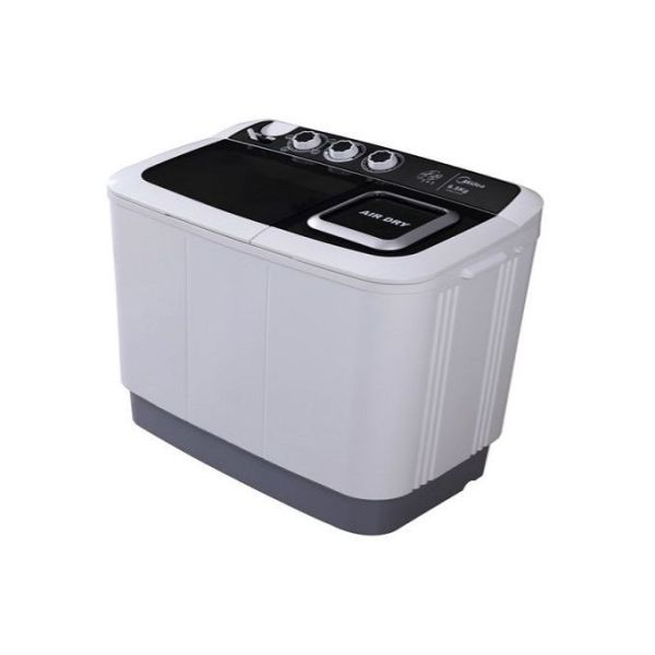 Midea 6kg Twin Tub Washing Machine – MTE60-P1302S