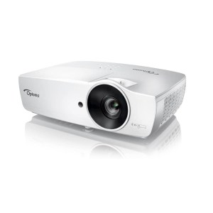 Optoma EH461 3D 5000 Lumens Full HD DLP Projector – White