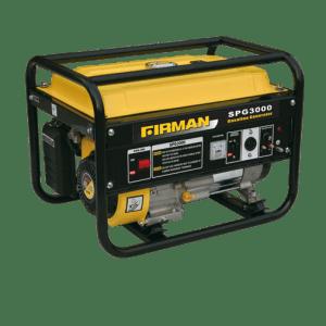 Sumec Firman 2.8KVA Firman Generator SPG 3000