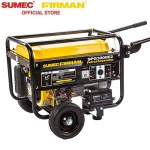 Sumec Firman Generator SPG 3000E2 Key Start