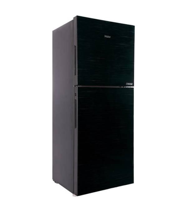 Haier Thermocool Top Mount 2Door Dcool HRF-350TBG R6 BLK Refrigerator