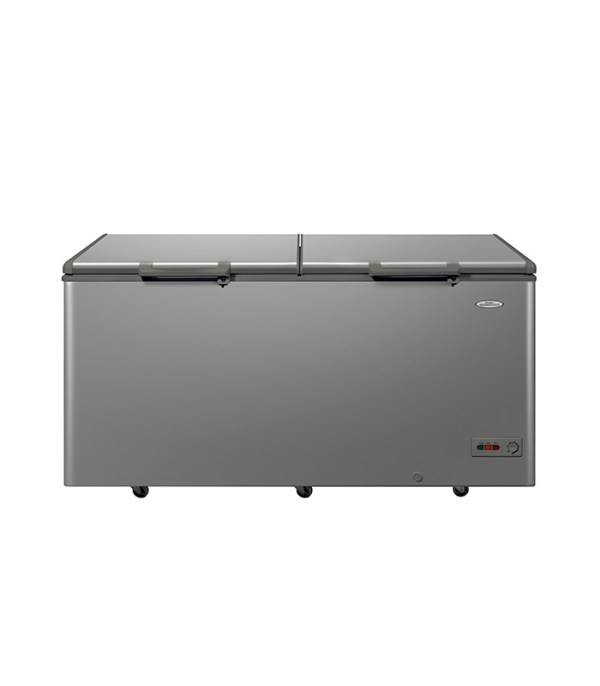 Haier Thermocool Chest Freezer HTF 429IS R6 Silver