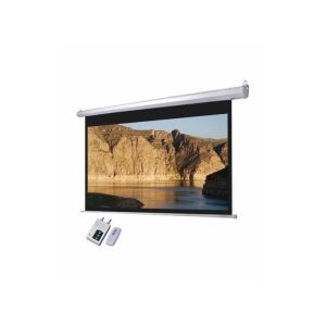 SMAAT 96 x 96 Electric Projector Screen