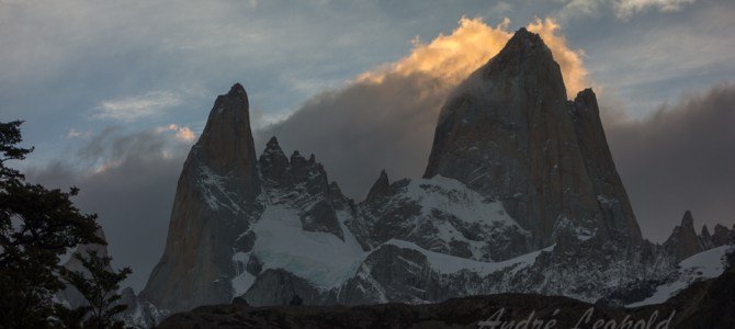 21.3.2014 – Beginn des Los-Glaciares-Backpacking