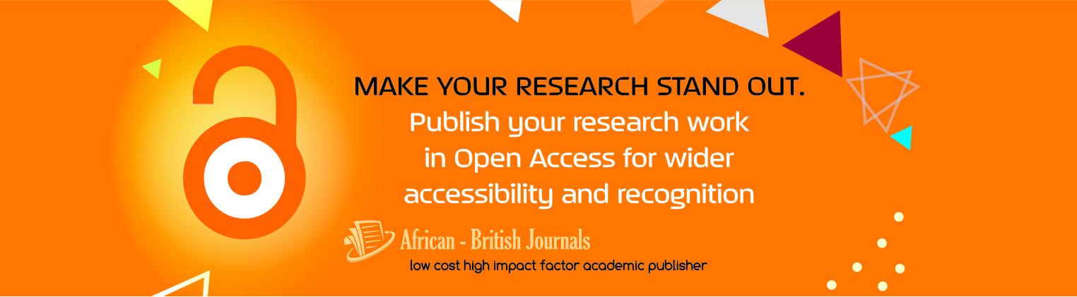 AB Journals Open Access