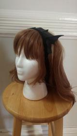 http://theblackribbon.storenvy.com/products/14581365-batty-leather-head-dress