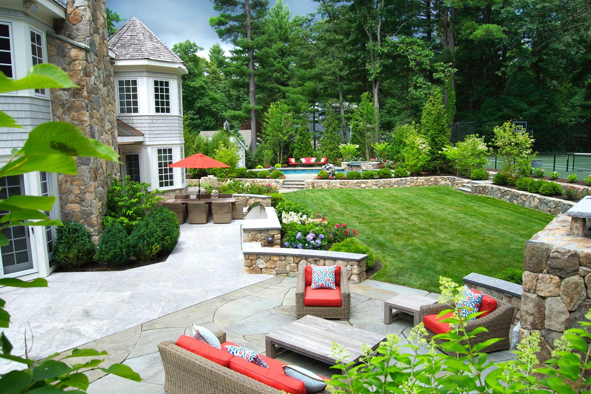 Designers Garden Landscape