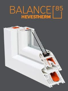 HEVESTHERM NEW BALANCE 85
