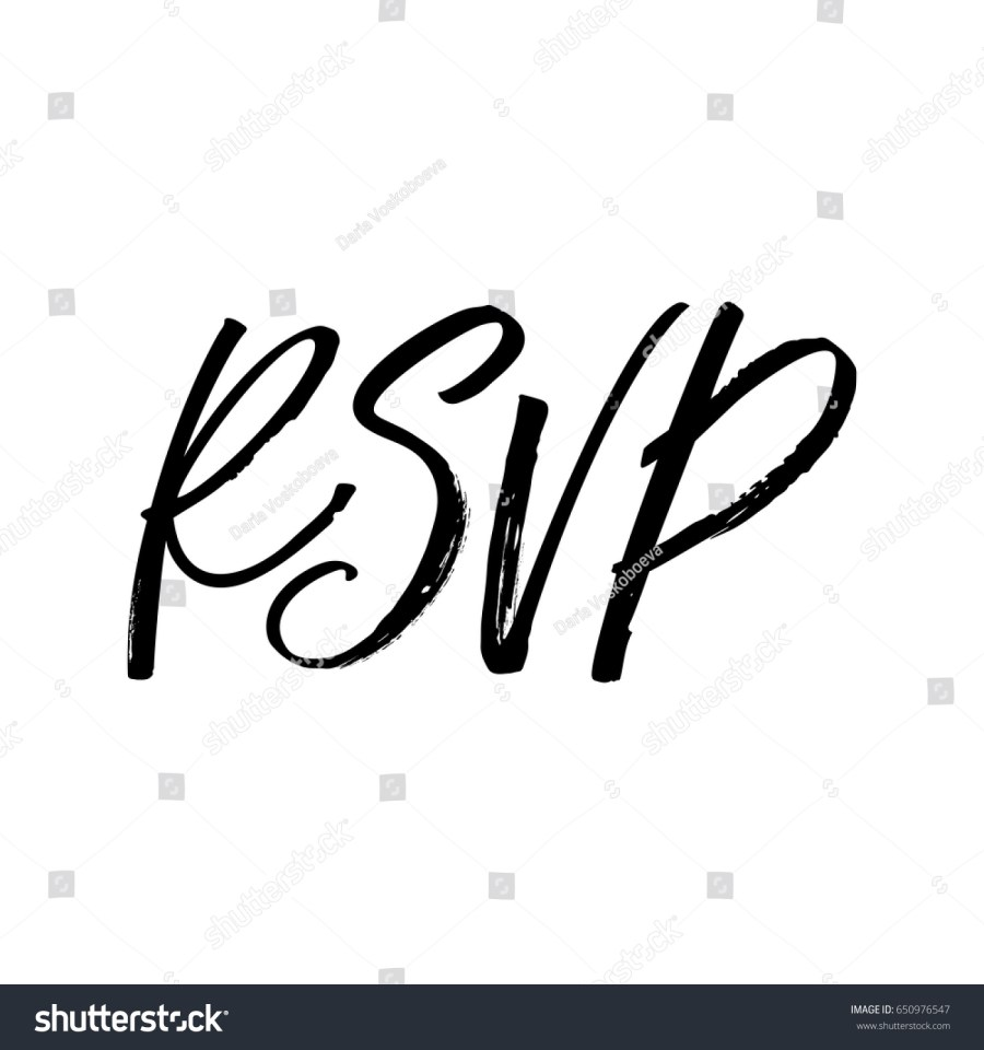 stock-vector-rsvp-hand-drawn-lettering-isolated-650976547
