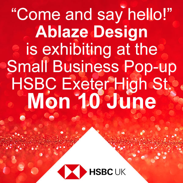 EXHIBITION DATES – Ablaze Design