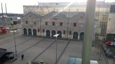 3 Arena daytime