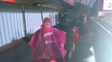 Inclement weather in Thomond Park