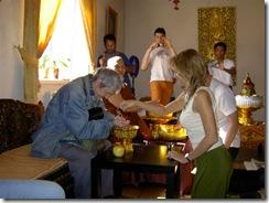 Новый Будд. Год в Горелово. Чатри. 022