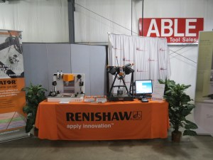 RENISHAW DISPLAY