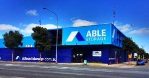 Self Storage Adelaide SA at Mile End