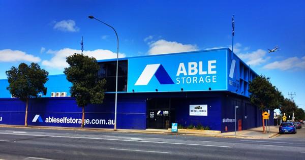 Self Storage Adelaide SA business storage solutions